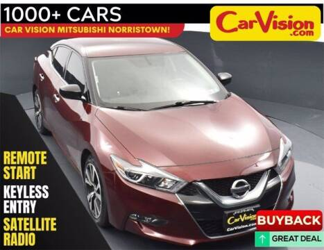 2017 Nissan Maxima for sale at Car Vision Buying Center in Norristown PA