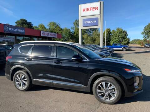 2019 Hyundai Santa Fe for sale at Kiefer Nissan Budget Lot in Albany OR