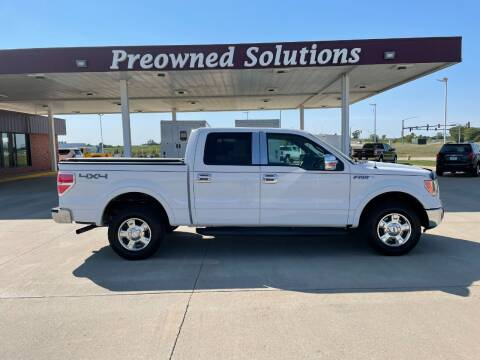 2010 Ford F-150 for sale at Preowned Solutions in Urbandale IA