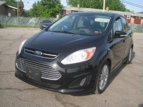 2013 Ford C-MAX Hybrid for sale at ELITE AUTOMOTIVE in Euclid OH