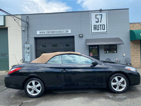 2007 Toyota Camry Solara for sale at 57 AUTO in Feeding Hills MA