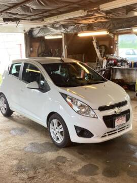 2013 Chevrolet Spark for sale at Lavictoire Auto Sales in West Rutland VT