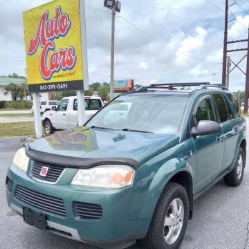 2006 Saturn Vue for sale at Auto Cars in Murrells Inlet SC