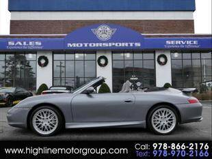 2003 Porsche 911 for sale at Highline Group Motorsports in Lowell MA