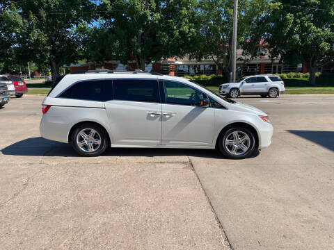 2013 Honda Odyssey for sale at Mulder Auto Tire and Lube in Orange City IA