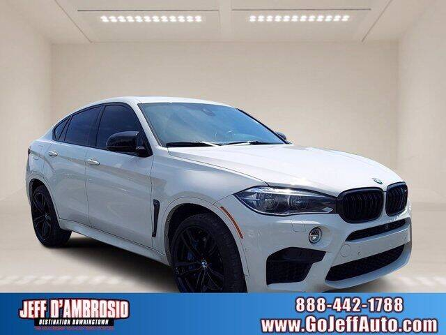 2017 BMW X6 M for sale in Downingtown, PA