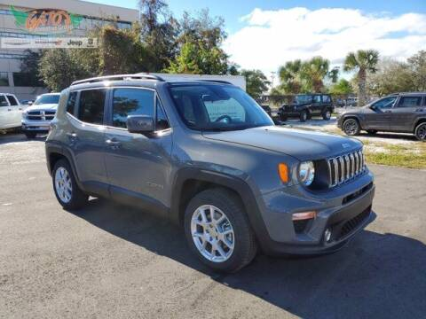 2021 Jeep Renegade for sale at GATOR'S IMPORT SUPERSTORE in Melbourne FL