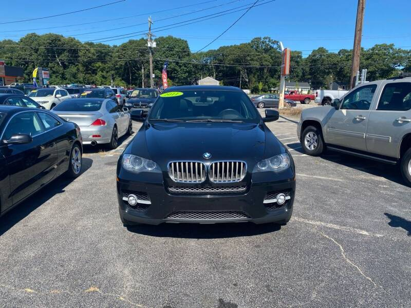2011 BMW X6 for sale at Sandy Lane Auto Sales and Repair in Warwick RI