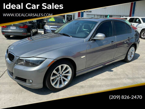 2011 BMW 3 Series for sale at Ideal Car Sales in Los Banos CA