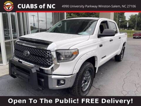 2018 Toyota Tundra for sale at Summit Credit Union Auto Buying Service in Winston Salem NC