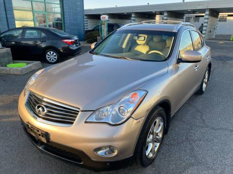 2008 Infiniti EX35 for sale at MFT Auction in Lodi NJ
