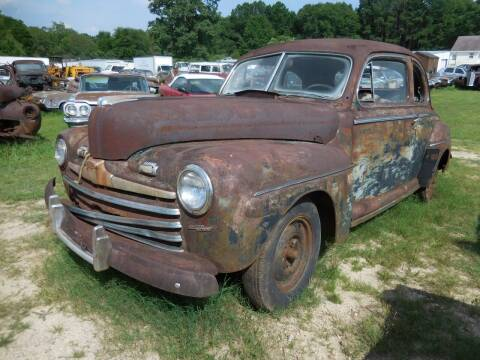 1946 Ford Coupe for sale at Classic Cars of South Carolina in Gray Court SC