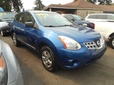 2011 Nissan Rogue for sale at Lino's Autos Inc in Vancouver WA