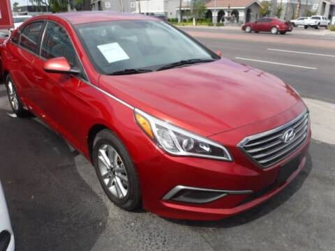 2017 Hyundai Sonata for sale at Brown & Brown Wholesale in Mesa AZ