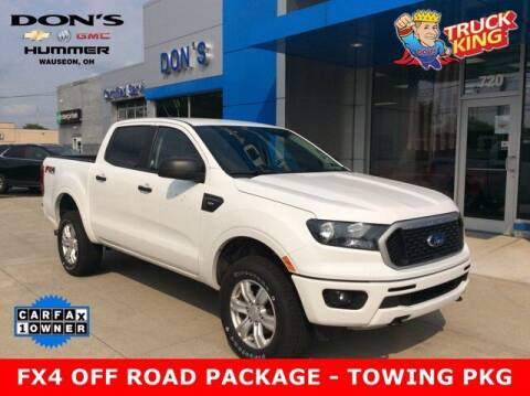 2020 Ford Ranger for sale at DON'S CHEVY, BUICK-GMC & CADILLAC in Wauseon OH