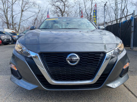 2020 Nissan Altima for sale at Nasa Auto Group LLC in Passaic NJ