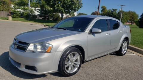 2011 Dodge Avenger for sale at Nationwide Auto in Merriam KS