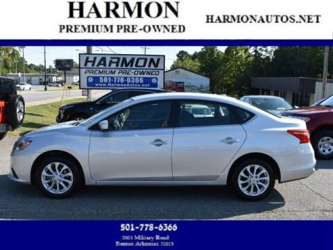 2019 Nissan Sentra for sale at Harmon Premium Pre-Owned in Benton AR