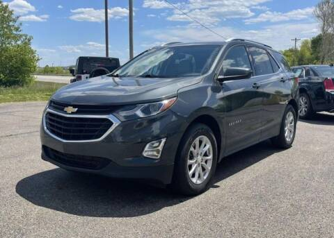 2019 Chevrolet Equinox for sale at Instant Auto Sales - Lancaster in Lancaster OH