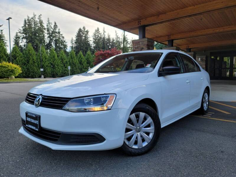 2014 Volkswagen Jetta for sale at Silver Star Auto in Lynnwood WA