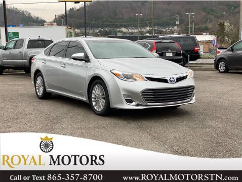 2014 Toyota Avalon Hybrid for sale at ROYAL MOTORS LLC in Knoxville TN
