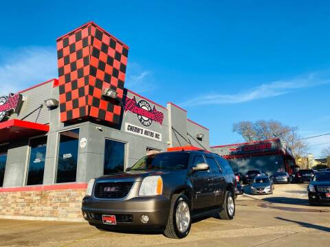 2012 GMC Yukon for sale at Chema's Autos & Tires in Tyler TX