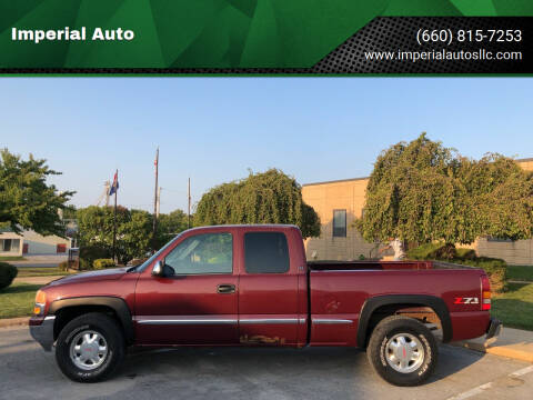 2002 GMC Sierra 1500 for sale at Imperial Auto of Marshall in Marshall MO