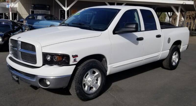 2003 Dodge Ram Pickup 2500 for sale at Vehicle Liquidation in Littlerock CA