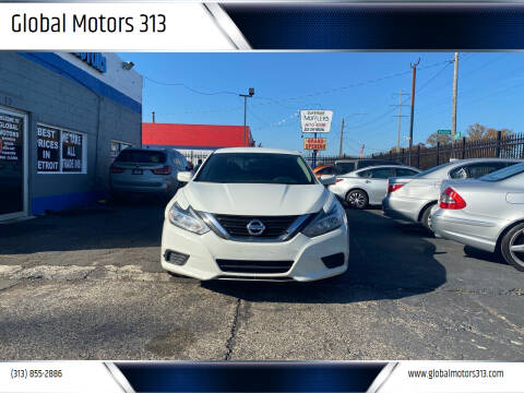 2016 Nissan Altima for sale at Global Motors 313 in Detroit MI