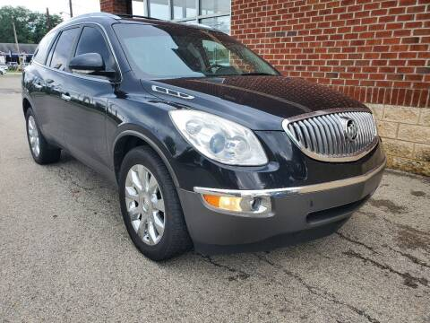 2012 Buick Enclave for sale at Auto Pros in Youngstown OH
