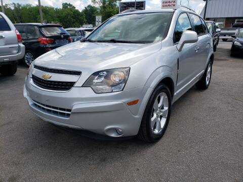 2015 Chevrolet Captiva Sport for sale at Auto Choice in Belton MO