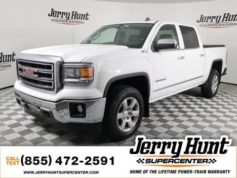 2014 GMC Sierra 1500 for sale at Jerry Hunt Supercenter in Lexington NC
