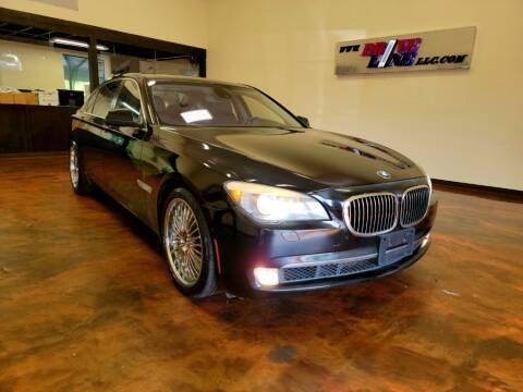 2011 BMW 7 Series for sale at Driveline LLC in Jacksonville FL