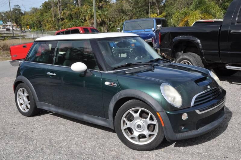 2006 MINI Cooper for sale at Elite Motorcar, LLC in Deland FL