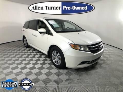 2014 Honda Odyssey for sale at Allen Turner Hyundai in Pensacola FL