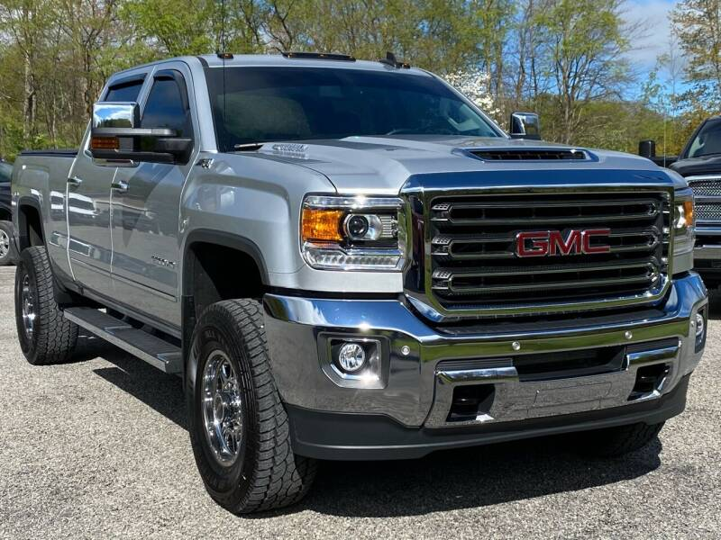 2019 GMC Sierra 2500HD for sale at Griffith Auto Sales in Home PA