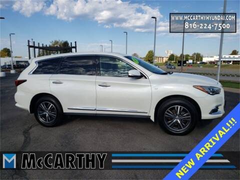 2018 Infiniti QX60 for sale at Mr. KC Cars - McCarthy Hyundai in Blue Springs MO