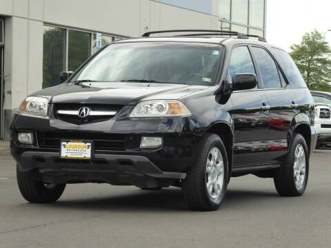 2006 Acura MDX for sale at Loudoun Motor Cars in Chantilly VA