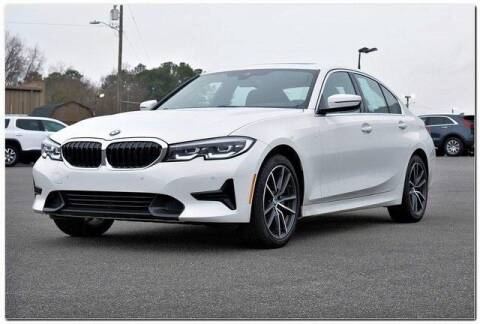 2020 BMW 3 Series for sale at WHITE MOTORS INC in Roanoke Rapids NC
