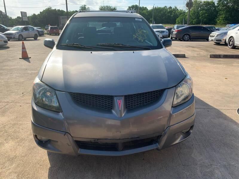 2004 Pontiac Vibe for sale at Houston Auto Emporium in Houston TX