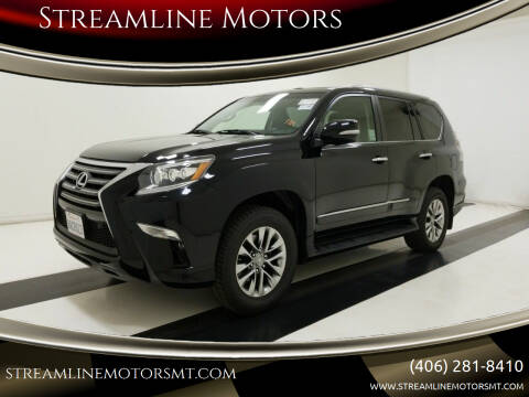 2017 Lexus GX 460 for sale at Streamline Motors in Billings MT