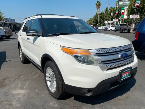 2011 Ford Explorer for sale at San Jose Auto Outlet in San Jose CA