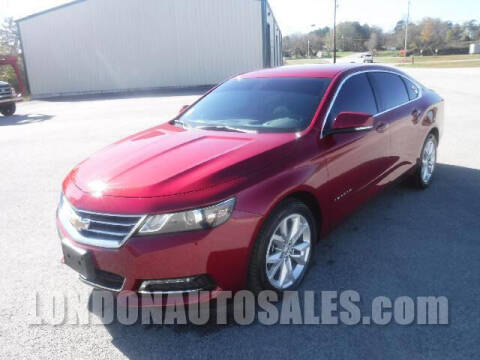 2020 Chevrolet Impala for sale at London Auto Sales LLC in London KY