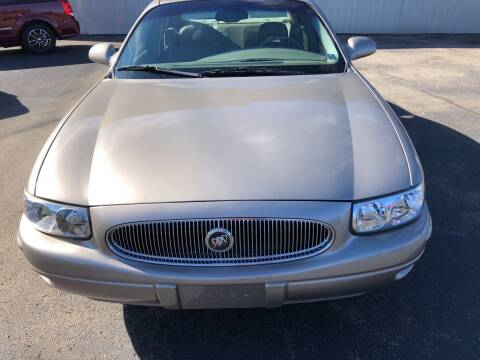 2003 Buick LeSabre for sale at Berwyn S Detweiler Sales & Service in Uniontown PA