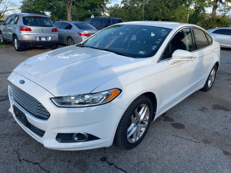 2013 Ford Fusion for sale at Noel Motors LLC in Griffin GA