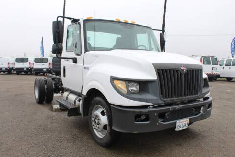 2012 International TerraStar for sale at Kingsburg Truck Center in Kingsburg CA