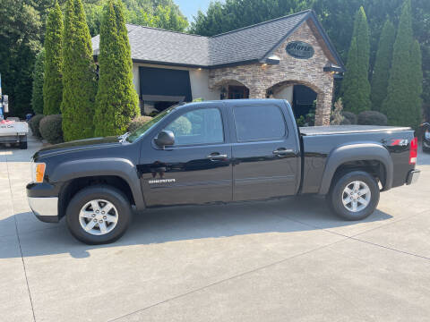 2012 GMC Sierra 1500 for sale at Hoyle Auto Sales in Taylorsville NC