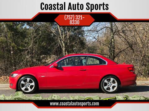 2008 BMW 3 Series for sale at Coastal Auto Sports in Chesapeake VA