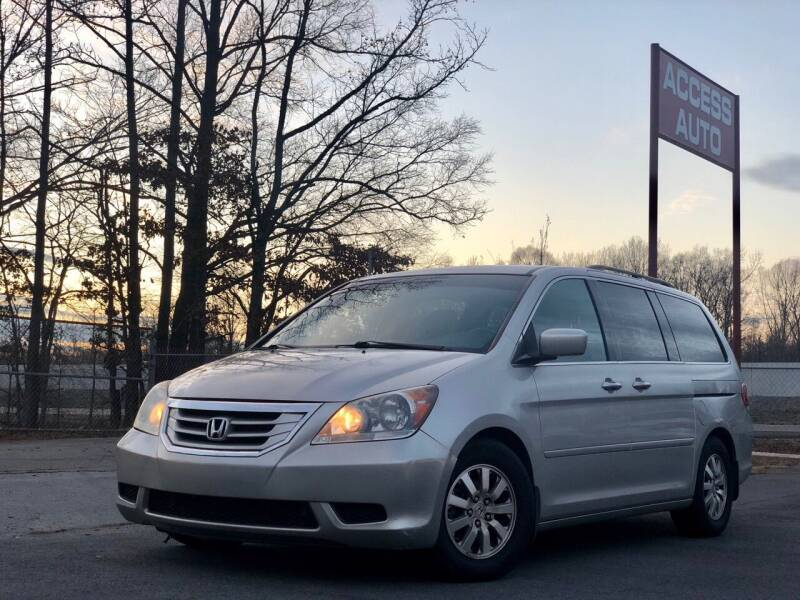 2008 Honda Odyssey for sale at Access Auto in Cabot AR
