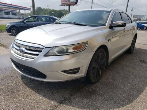 2011 Ford Taurus for sale at Best Buy Autos in Mobile AL